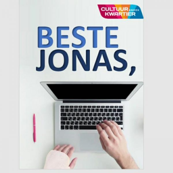 BESTE JONAS (THE STAGE IS YOURS)